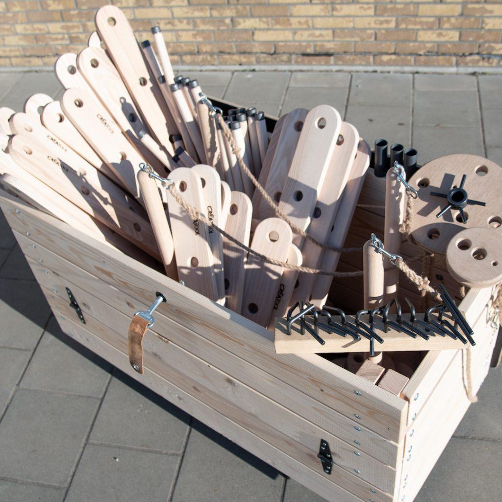 MOBI SPOK hout